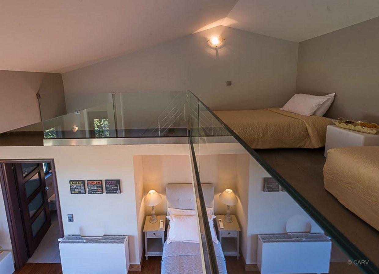 DI Maisonette Bedrooms